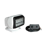 GoLight 20204 LED Permanent Mount Searchlight Wired Dash-Mount Remote