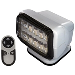 GoLight 20004 Radioray LED Perm Mount Searchlight w/Wireless Remote