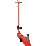 50/25 Ton Capacity Air Hydraulic Telescopic Floor Jacks
