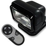 Golight 2051 Radioray Permanent Mount Searchlight w/Wireless Remote