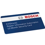 Bosch ESI Troubleshooting and Repair Subscription
