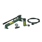 Simplex 10 Ton Cylinder and Hand Pump Kit