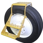 Super Single Two-Step Big Truck Tire Step