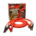 20 ft. 4 gauge with 500 Amp Polar-Glo Booster Cable Clamp