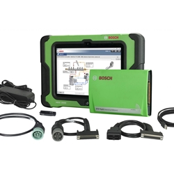 Bosch ESI[Truck] Multi-Brand Heavy Duty Diagnostic System with Tablet