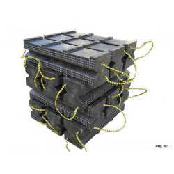 12 Piece Industrial Cribbing Set (15230)