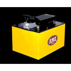 2 Gal Air Hydraulic Pump w/Steel Reservoir