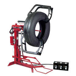 Air Powered Tire Spreader
