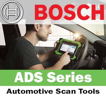 Bosch ADS Automotive Scan Tools
