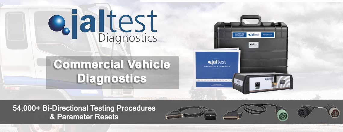 Jaltest Commercial Vehicle Diagnostics
