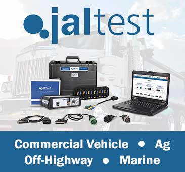 Jaltest Commercial Vehicle, Ag, Off-Highway & Marine