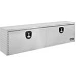 Aluminum Diamond Tread Underbody Toolbox 60 in.