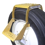 Standard One-Step Big Truck Tire Step