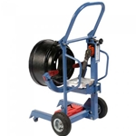 TSI Back Buddy II - Brake Drum and Hub Dolly