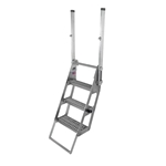 Trucker 1 Safety Ladder Rub Rail Mount