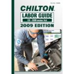 Chilton 2009 Labor Guide CD-ROM