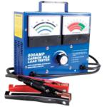 500 Amp Carbon Pile Battery Tester