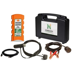 Heavy-Duty Trailer Diagnostic Adapter Kit W/ Power Cable