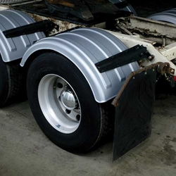 Minimizer 150 Series Poly Truck Fender Kit