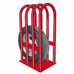 4-Bar Tire inflation cage